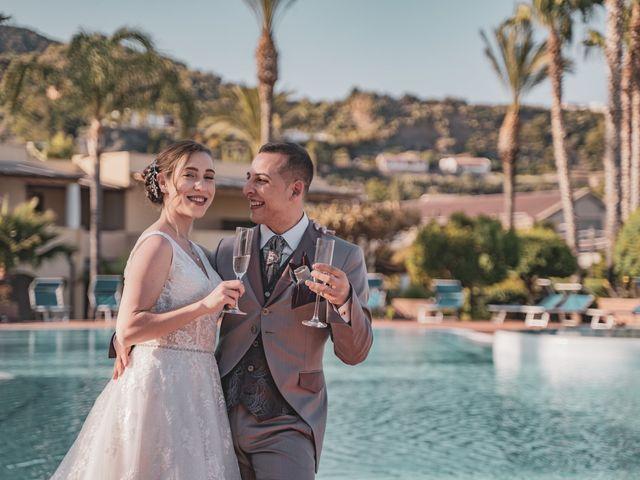 Il matrimonio di Francesco e Maria a Lipari, Messina 2