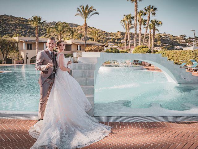 Il matrimonio di Francesco e Maria a Lipari, Messina 3