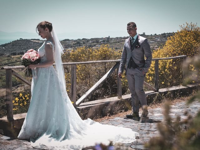 Il matrimonio di Francesco e Maria a Lipari, Messina 12