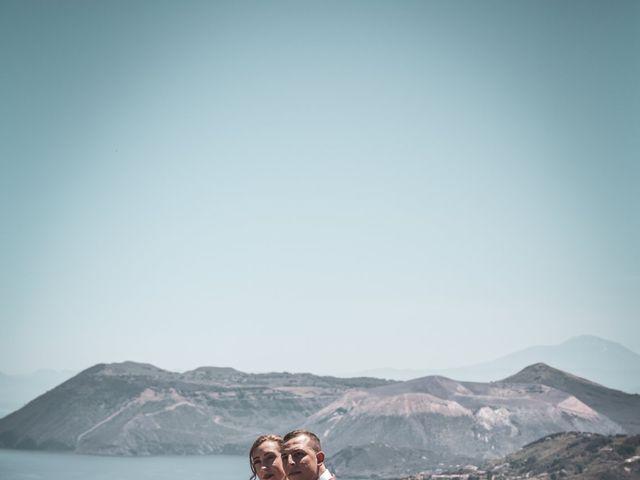 Il matrimonio di Francesco e Maria a Lipari, Messina 15