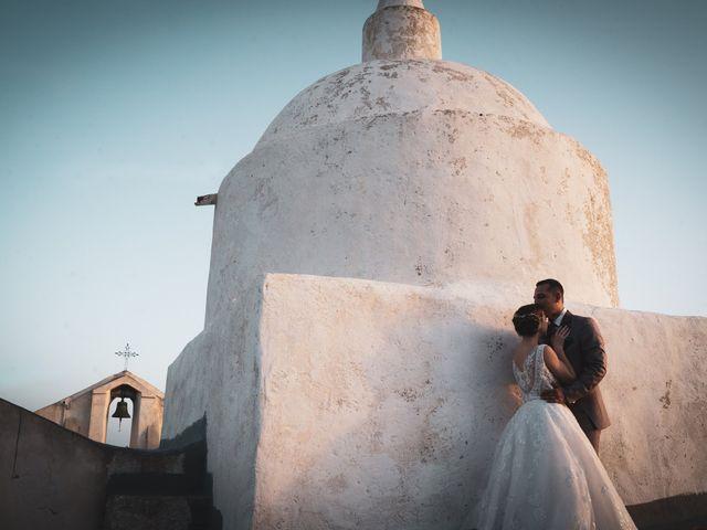 Il matrimonio di Francesco e Maria a Lipari, Messina 19
