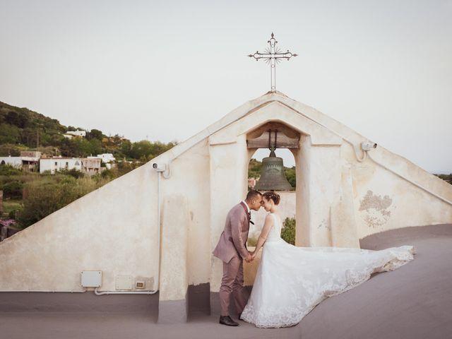 Il matrimonio di Francesco e Maria a Lipari, Messina 21