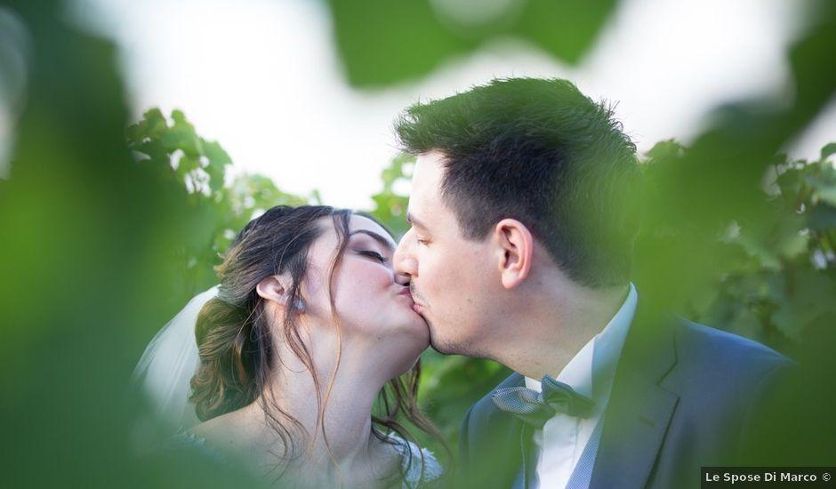 Il matrimonio di Eugenio e Eljona a Fontanile, Asti