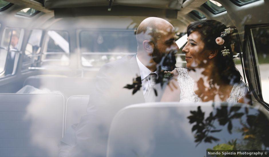 Il matrimonio di Roberto e Anna a Caserta, Caserta