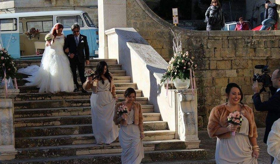 Il matrimonio di Antonia e Michele  a Matera, Matera