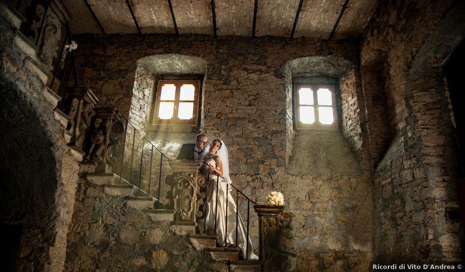 Il matrimonio di Massimo e Antonella a Potenza, Potenza