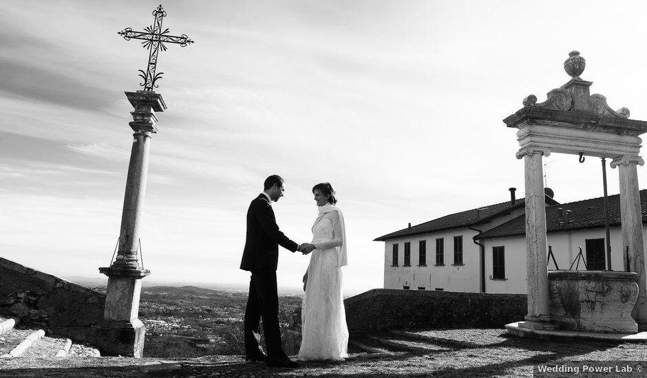 Il matrimonio di Matteo e Silvia a Cantello, Varese