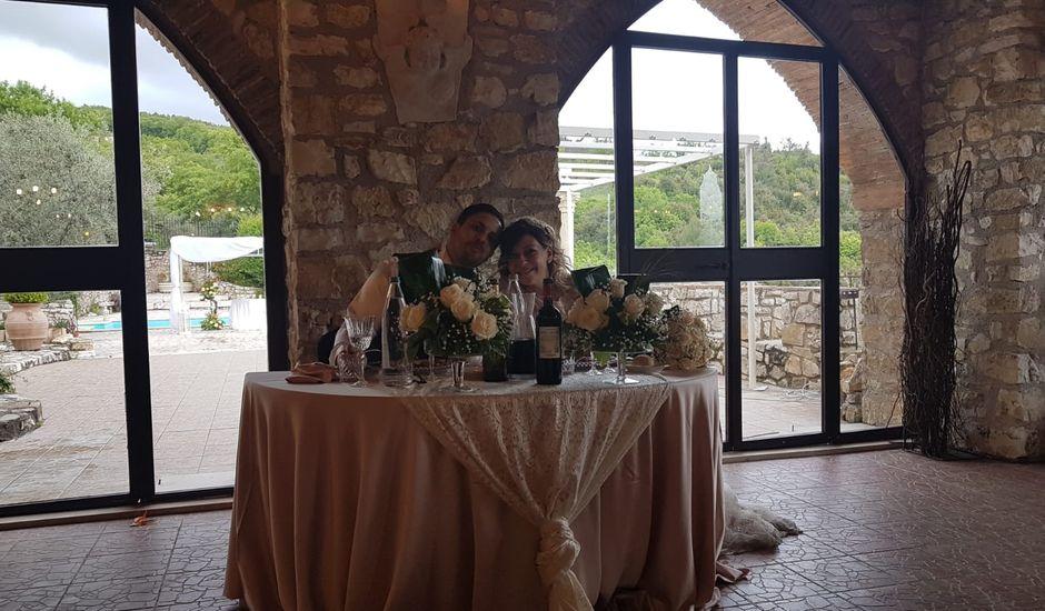 Il matrimonio di Ilaria e Antonio a Rieti, Rieti