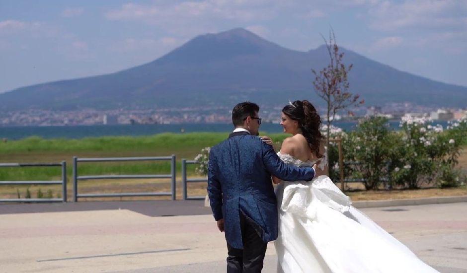 Il matrimonio di Stefania  e Michele a Gragnano, Napoli