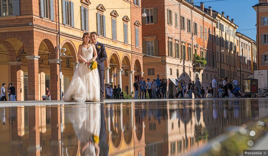 Il matrimonio di Mattia e Serena a Modena, Modena