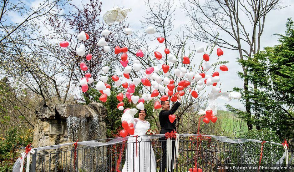 Il matrimonio di Michele e Sarah a Zocca, Modena