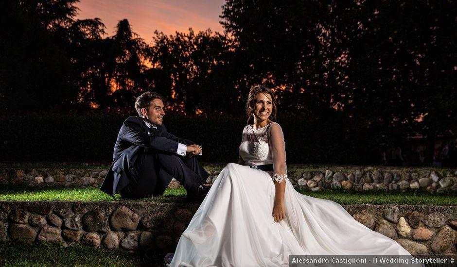 Il matrimonio di Jacopo e Margherita a Ossona, Milano