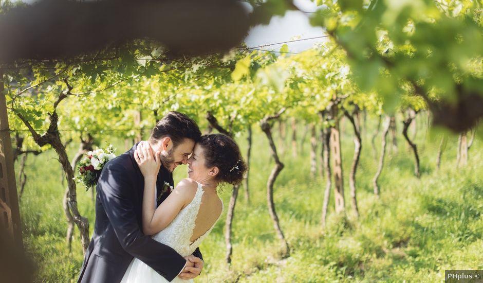 Il matrimonio di Pietro e Beatrice a Sommacampagna, Verona