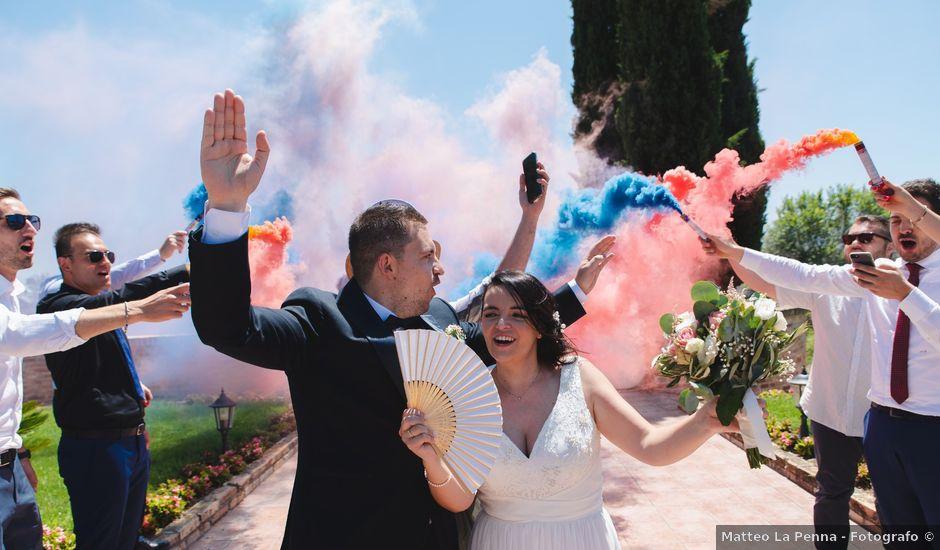 Il matrimonio di Marco e Valentina a Acquaviva Picena, Ascoli Piceno
