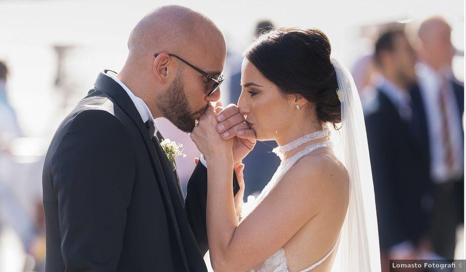 Il matrimonio di Gianmarco e Livia a Napoli, Napoli