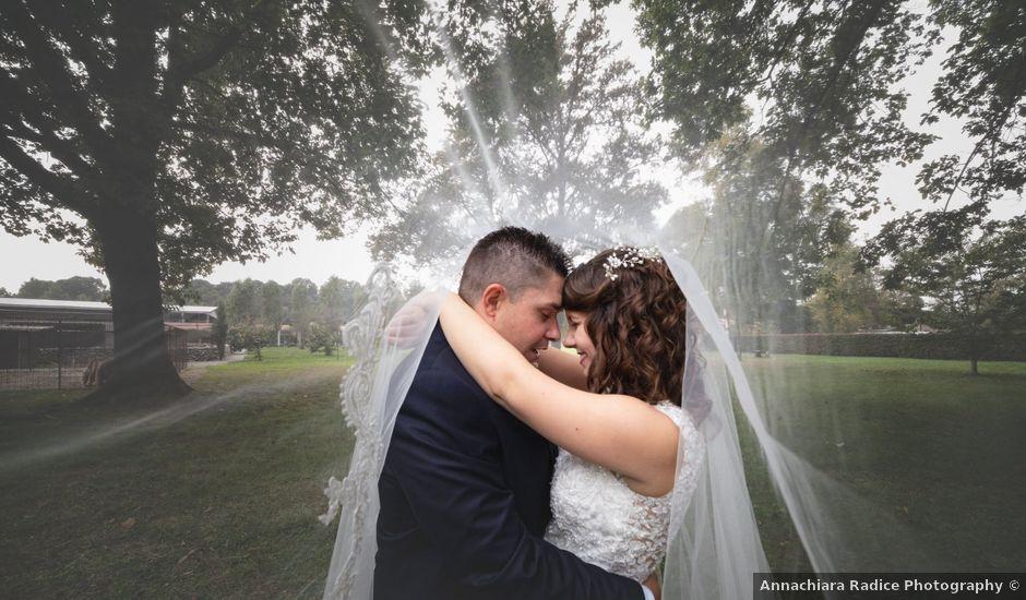 Il matrimonio di Andrea e Miriam a Lazzate, Monza e Brianza