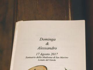 Le nozze di Dominga e Alessandro 3