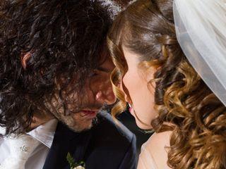 le nozze di Antonella e Patrizio 1