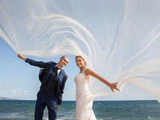 le nozze di Dafne e Stefano 1