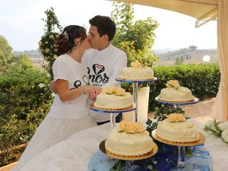 Le nozze di Erika  e Federico  1