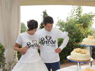 Le nozze di Erika  e Federico  2
