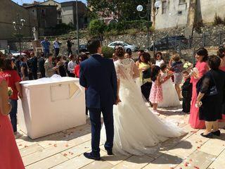 Le nozze di Erika  e Federico  3