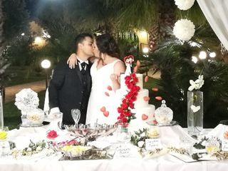 Le nozze di Giusy  e Massimo