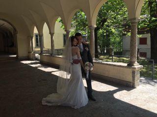 Le nozze di Michela e Omar