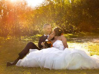 Le nozze di Laura e Alex