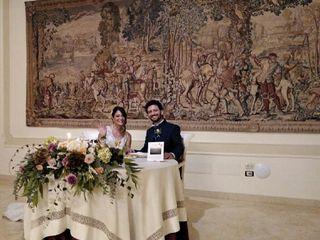 Le nozze di Ludovica e Francesco 3