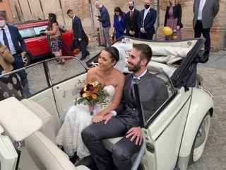 Le nozze di Daniele e Giulia