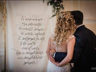 Le nozze di Serena e Giuliano