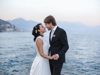 Le nozze di Giovanna e Pau
