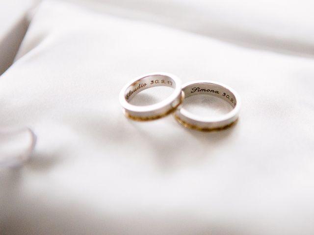 Il matrimonio di Claudio e Simona a Iseo, Brescia 4