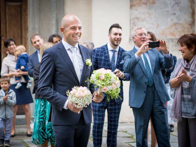 Il matrimonio di Claudio e Simona a Iseo, Brescia 12