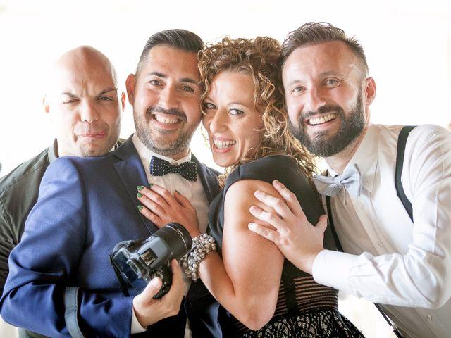 Il matrimonio di Claudio e Simona a Iseo, Brescia 28