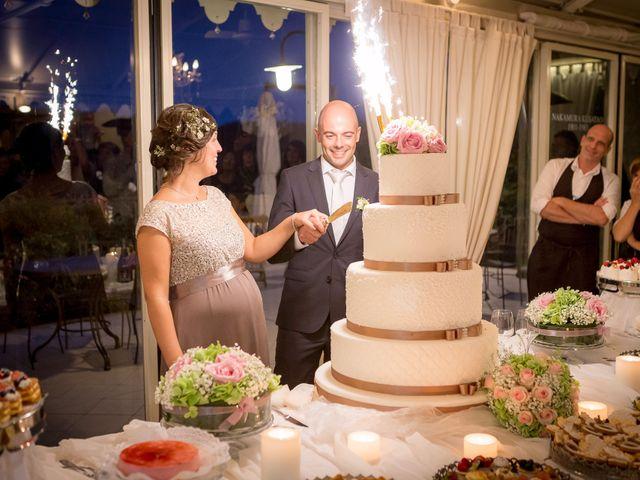 Il matrimonio di Claudio e Simona a Iseo, Brescia 39