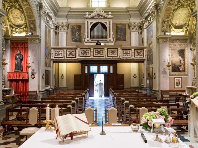 Il matrimonio di Claudio e Simona a Iseo, Brescia 15