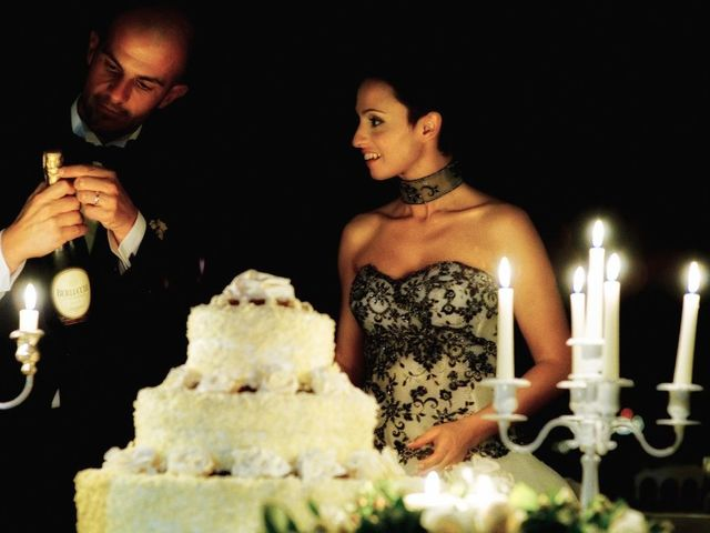 le nozze di Miriam e Riccardo