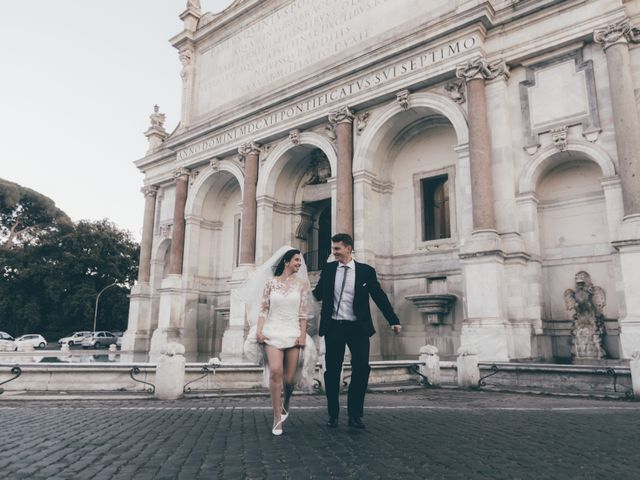 Le nozze di Giordana e Danilo