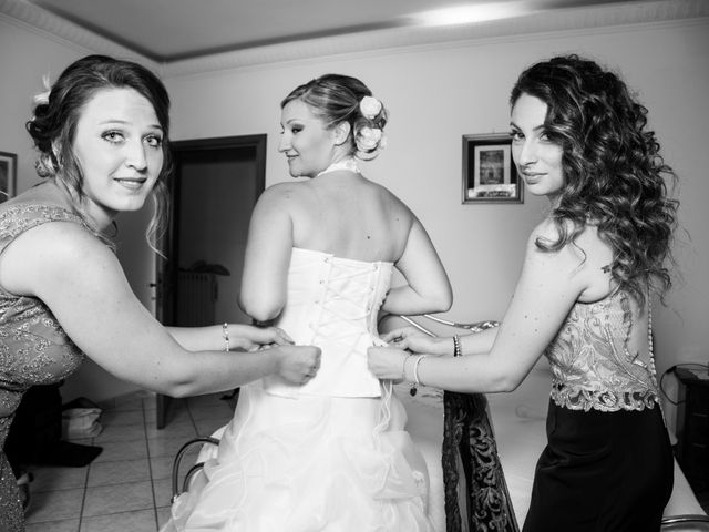 Il matrimonio di Giammarco e Daniela a Latina, Latina 14