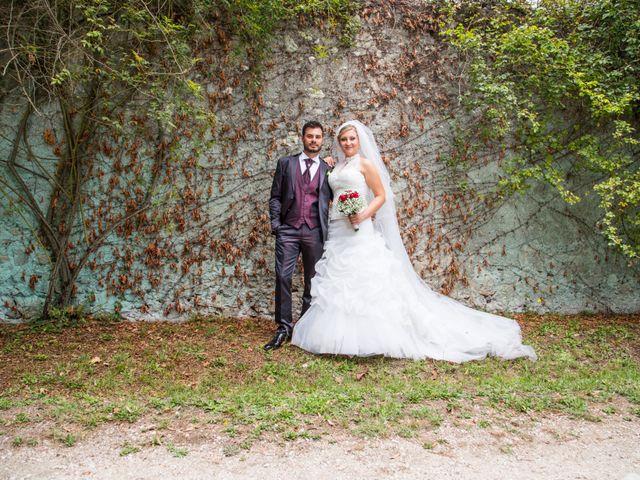 Le nozze di Daniela e Giammarco