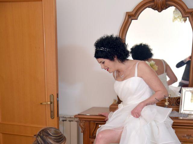 Il matrimonio di Federico e Valentina a Gubbio, Perugia 8