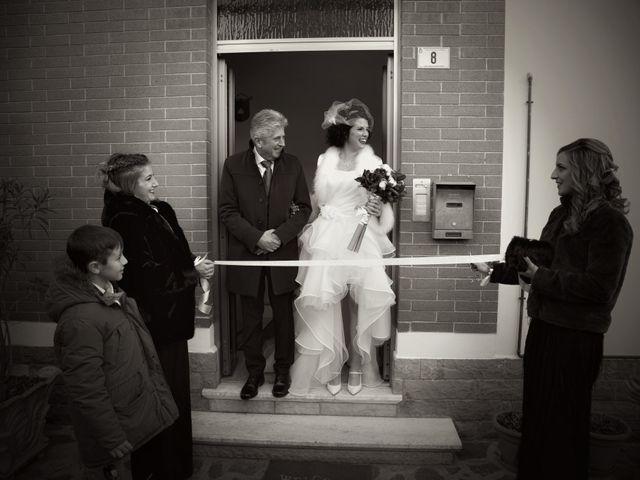 Il matrimonio di Federico e Valentina a Gubbio, Perugia 17