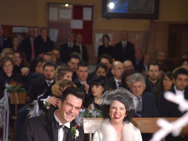 Il matrimonio di Federico e Valentina a Gubbio, Perugia 19