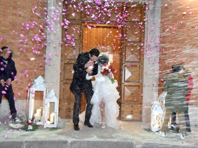 Il matrimonio di Federico e Valentina a Gubbio, Perugia 22