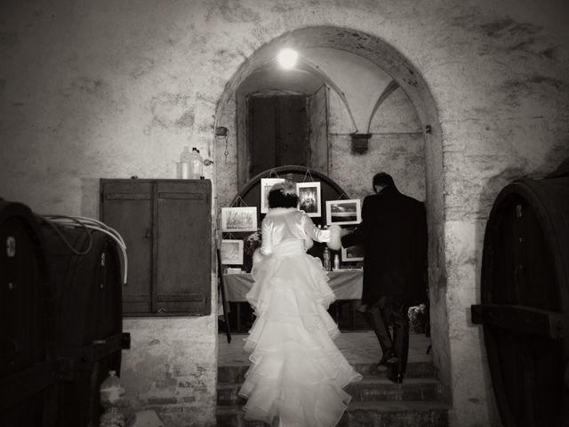 Il matrimonio di Federico e Valentina a Gubbio, Perugia 26