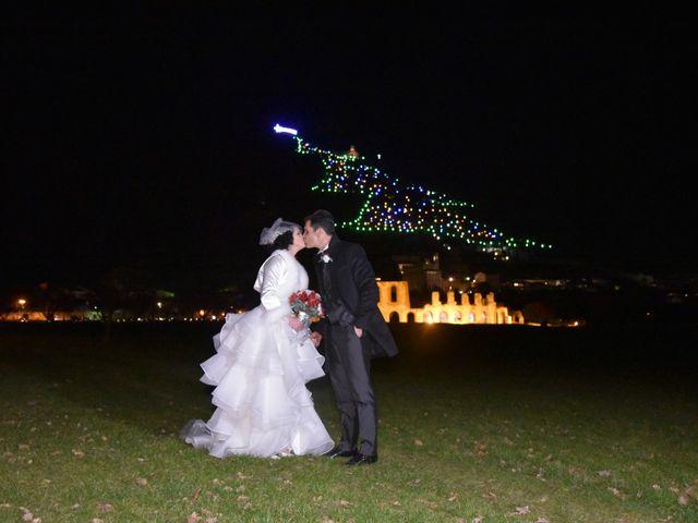 Il matrimonio di Federico e Valentina a Gubbio, Perugia 27