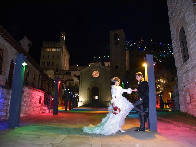 Il matrimonio di Federico e Valentina a Gubbio, Perugia 1