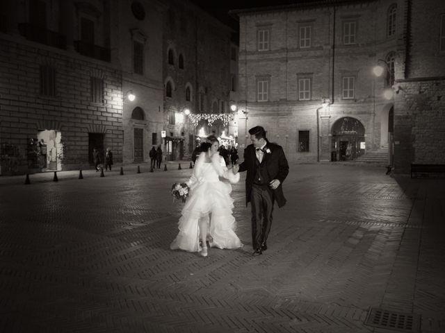 Il matrimonio di Federico e Valentina a Gubbio, Perugia 31